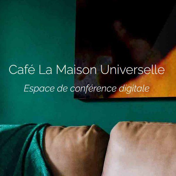 Café la maison universelle #lamaisonuniverselle
